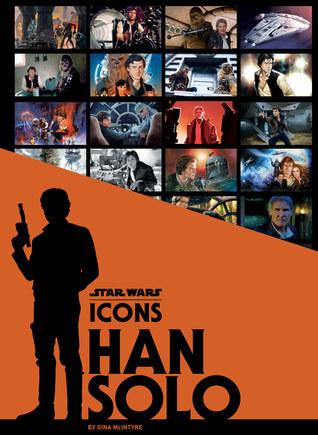 Star Wars Icons: Han Solo por Gina McIntyre
