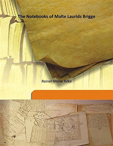 The Notebooks of Malte Laurids Brigge [Hardcover]