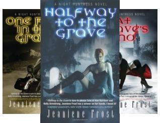 Night Huntress (3 Book Series)