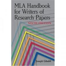 MLA Handbook for Writers of Research Papers 6th (sixth) edition