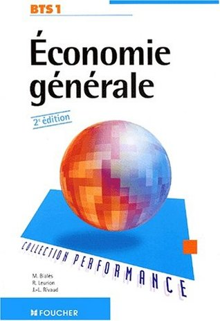 Économie générale : BTS 1, 2e édition