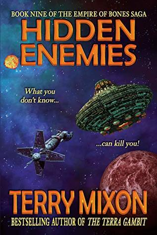 Hidden Enemies (The Empire of Bones Saga, #9)