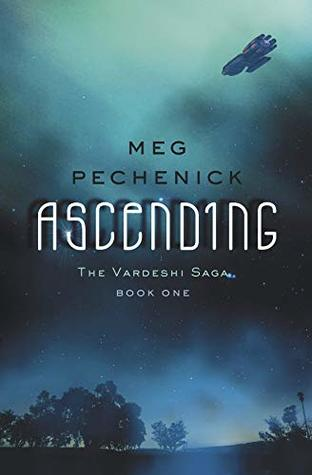 Ascending (The Vardeshi Saga, #1)