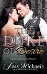 The Duke of Desire (The 1797 Club, #9)