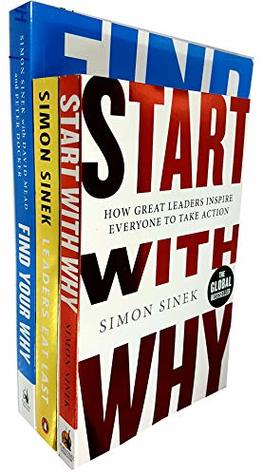 Leaders Eat Last / Find Your Why / Start With Why