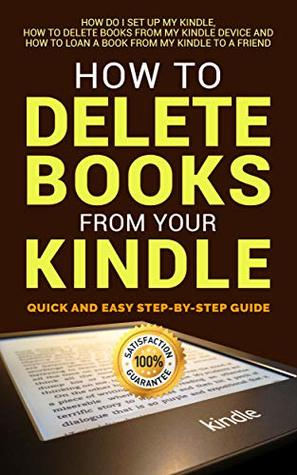 a5ee7c3a4a48 How to Delete Books from Your Kindle: Quick and Easy Step-by-Step ...