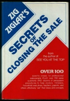 Secrets of Closing the Sale.,