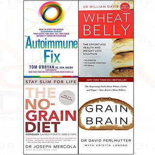 Autoimmune Fix / Wheat Belly / The No-Grain Diet / Grain Brain