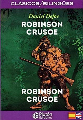 robinson crusoe. robinson crusoe. bilingue