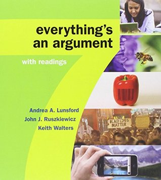 Everything's an Argument with Readings & LaunchPad Solo for Readers and Writers