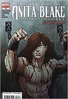 Anita Blake: Vampire Hunter in Guilty Pleasure #10 - Comics