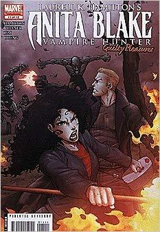 Anita Blake: Vampire Hunter in Guilty Pleasure #11 - Comics