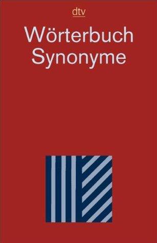 Wörterbuch Synonyme.