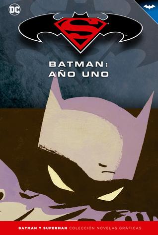 Batman: Año Uno (Colección Novelas Gráficas Batman y Superman, Volumen 13)