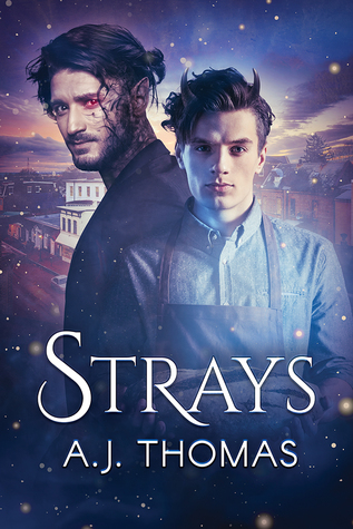 Strays by A.J.  Thomas