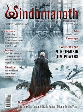 Revista Windumanoth: número 4 (Revista Windumanoth #4)