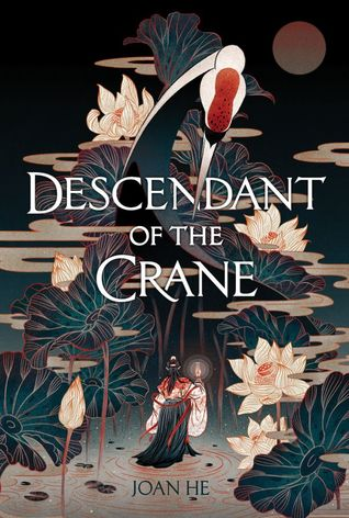 descendant of the crane book cover joan he
