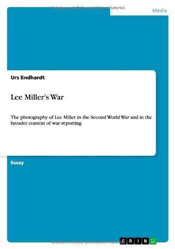 Lee Miller's War