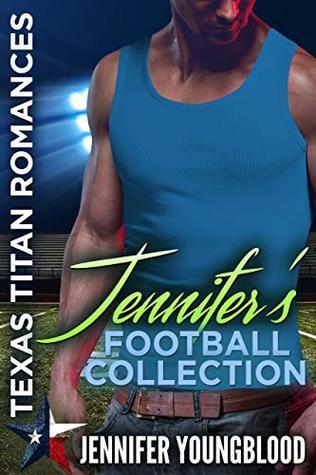 Jennifer's Football Collection: 4 Complete Novels