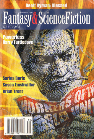 The Magazine of Fantasy & Science Fiction, September/October 2018