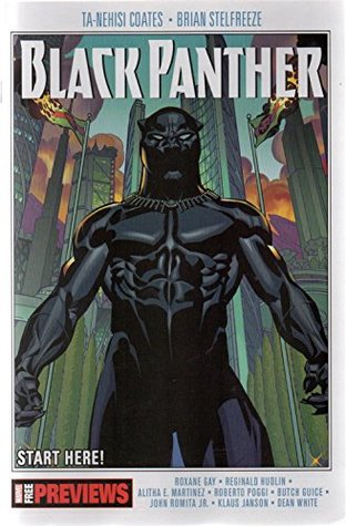 Black Panther—Start Here, no. 1 (March 2018)