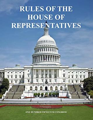 Rules of The House of Representatives: 2017