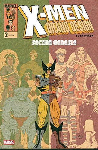 X-Men: Grand Design - Second Genesis #2 (of 2)