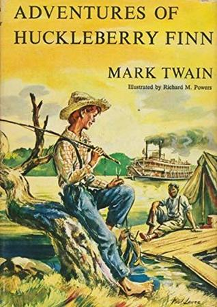 The Adventures of Huckleberry Finn(classical) (annotated) (illustrated)