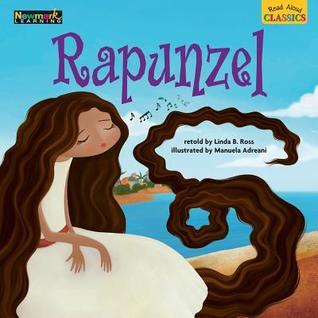 Read Aloud Classics: Rapunzel Big Book Shared Reading Book