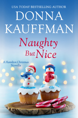 Naughty but Nice (A Hamilton Christmas Novella)