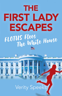 The First Lady Escapes: Flotus Flees the White House