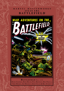 Marvel Masterworks: Atlas Era Battlefield, Vol. 1
