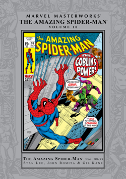 Marvel Masterworks: The Amazing Spider-Man, Vol. 10
