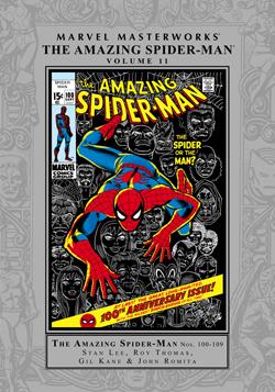 Marvel Masterworks: The Amazing Spider-Man, Vol. 11