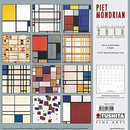 Piet Mondrian (180572) (Fine Arts)