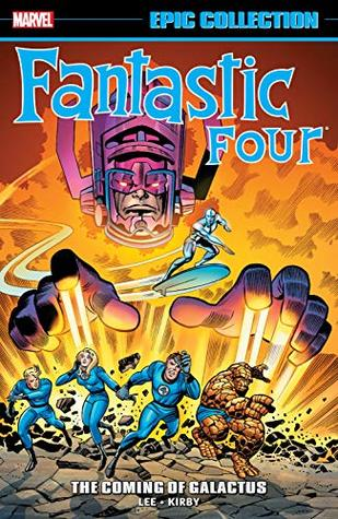 Fantastic Four Epic Collection Vol. 3: The Coming of Galactus