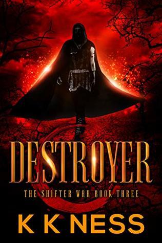 Destroyer (The Shifter War #3)