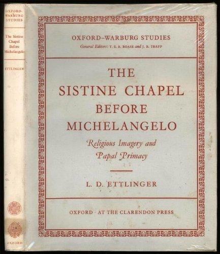 Sistine Chapel Before Michelangelo