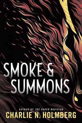 Smoke & Summons (Numina Trilogy #1)