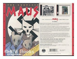 The Complete Maus, A Survivor's Tale