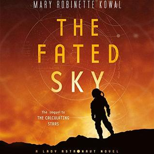 The Fated Sky by Mary Robinette Kowal – audiobook review