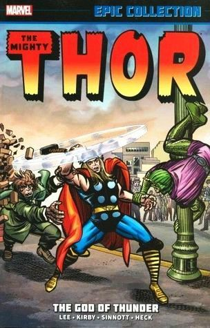 Thor Epic Collection Vol. 1: The God of Thunder
