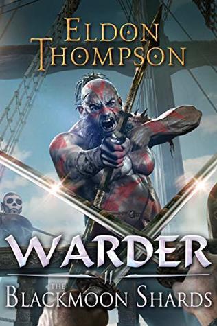 The Blackmoon Shards (Warder #2)