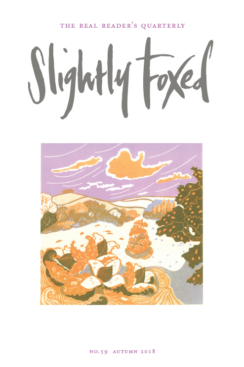 Slightly Foxed 59: 'Manhattan Moments'