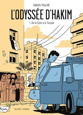 De la Syrie à la Turquie (L'Odyssée d'Hakim, #1)
