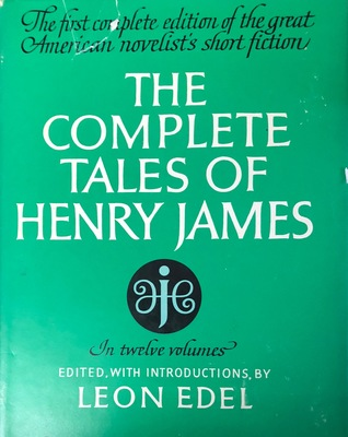 Henry James Complete Tales Vol. III 1873 to 1875