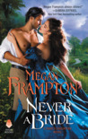 Never a Bride (Duke's Daughters, #4)