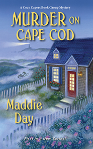Murder on Cap Cod (Cozy Capers Book Group Mystery, #1)