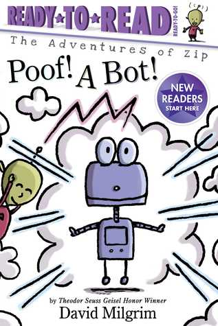 Poof! A Bot! by David Milgrim