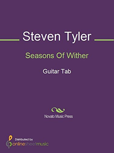Seasons Of Wither